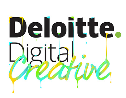 Deloitte Digital illustrations