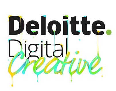 Deloitte Digital illustrations