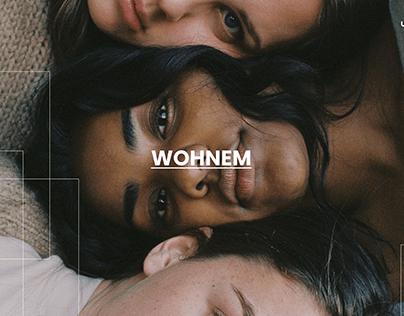 WOHNEM | UX/UI Case Study