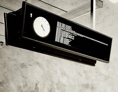 The Broken Display at Kamppi Metro Station, Helsinki