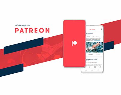 Patreon App   UXUI Design   CODERHOUSE
