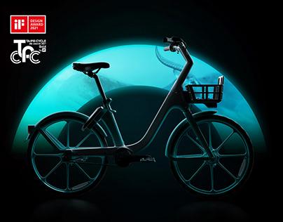 DIDI BIKE DURIAN SERIES/Sharing Bicycle/DiDi