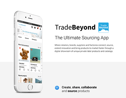 TradeBeyond Sourcing App