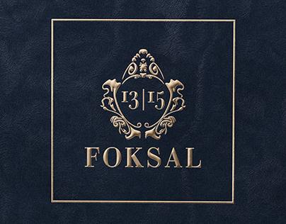 FOKSAL 13|15 | branding | work for Elementone