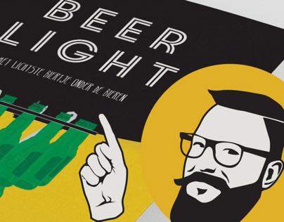 Montage instructie Beer Light