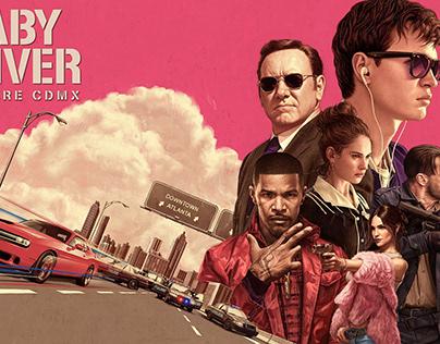 Baby Driver: Premiere CDMX