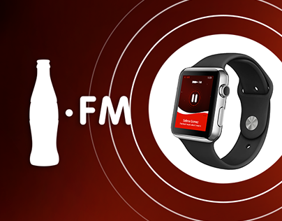 Coca-Cola FM Apple Watch