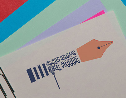 Flow Write - Logo Design
