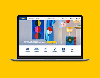 IKEA redesign