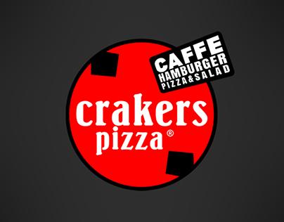 Crakers Pizza | Branding