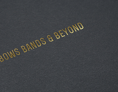 Bows Bands & Beyond