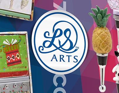 LS Arts Product Catalogs sampler