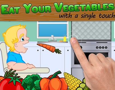 Eat Your Vegetables Ad