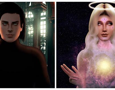 Вампир и Титанида