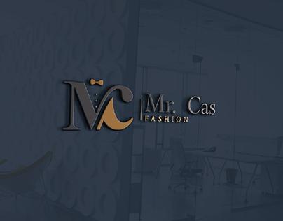 Logo design for Mr. Cas