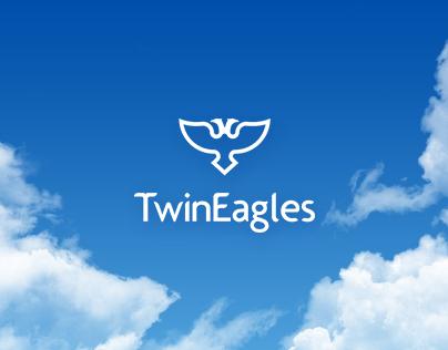 TwinEagles | Brand identity