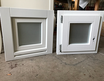Windows and frames