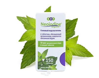 Neoiodine organic