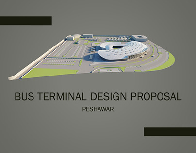 Bus Terminal - Professional Project