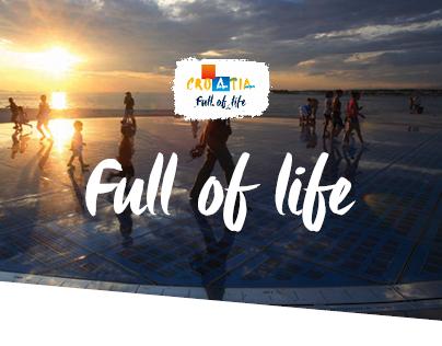 Croatia Full of life