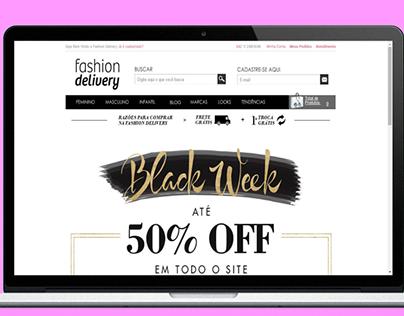 Fashion Delivery - Hotsite