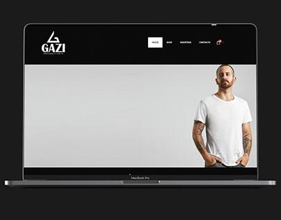 Gazi Store | E-Commerce