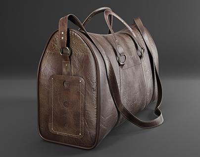 Fashionable big men's bag