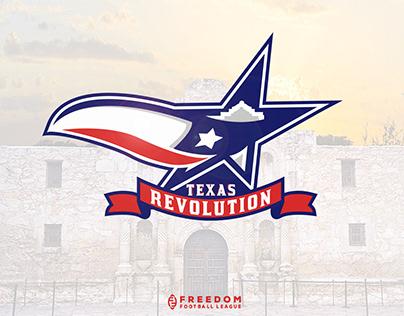 Texas Revolution - Freedom Football League