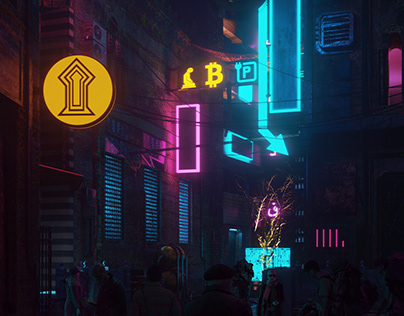 Dystopia Futuristic Al-Ghuri