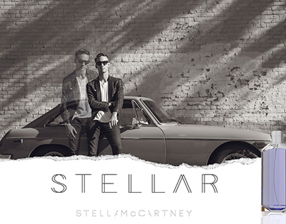 Stellar by Stella McCartney Mock Fragrance Launch