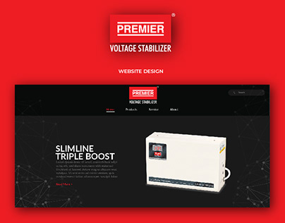 Premier - Website Design