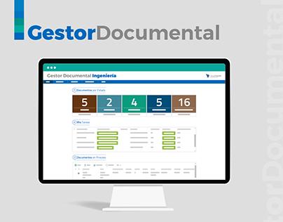 Diseño UX/UI Gestor Documental SharePoint Online 2013
