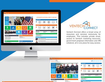 Ventech Connect Web Portal