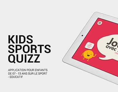 Kids sports Quizz
