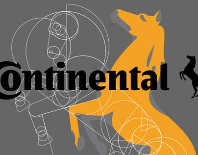 Continental - Logo Design