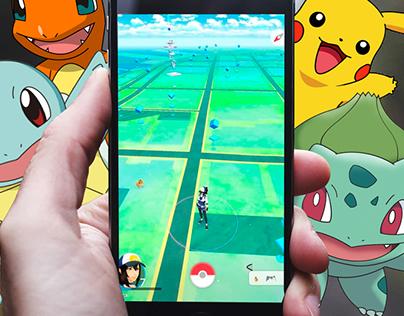Pokémon GO | Trabalho acadêmico