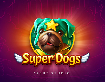 Super Dogs - Slot Game