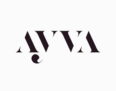 AYVA : Brand identity