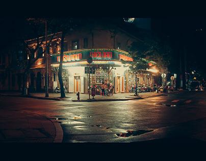 Urban night !