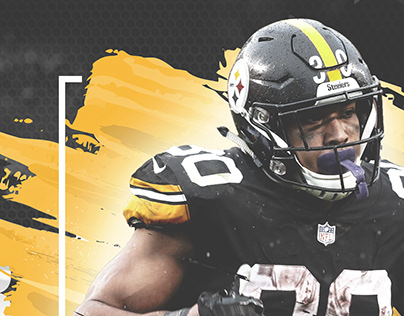 James Conner Graphic