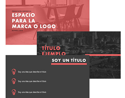 Diseño de Presentaciones Corporativas