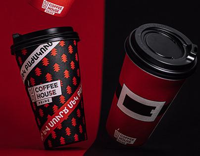 Coffee House Christmas Cups
