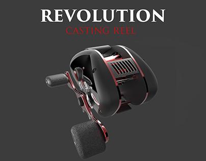 Revolution: Casting Reel
