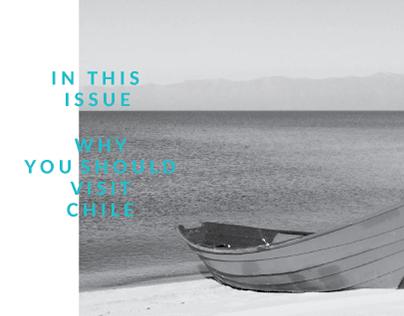 Oceans Magazine Cover