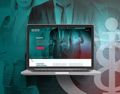 Credible Calibre in Style - Mockup Website Design