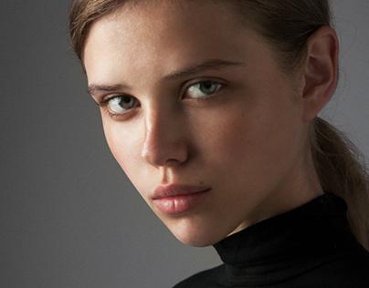 model test by Andrews Kovas Minsk, Belarus