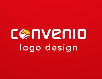 Convenio logo design