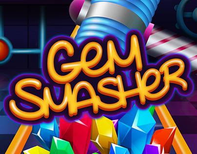 Gem Smasher Splash Screen