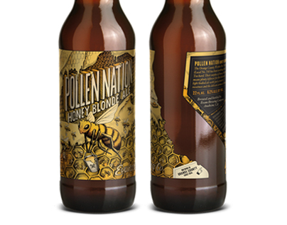 Pollen Nation - Evans Brewing Co.
