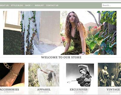 E-Commerce Shopping Cart Websites